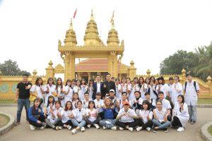 Đoàn Trường Cao đẳng Công nghệ Y Dược Việt Nam tổ chức Hội thao Văn hóa – Văn nghệ Chào Mừng Ngày thành lập Đoàn TNCS Hồ Chí Minh