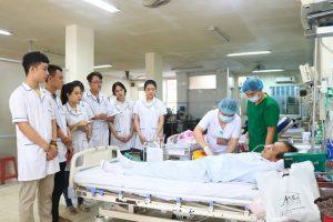 Hợp tác liên kết đào tạo tại Bệnh viện 199 Bộ Công An