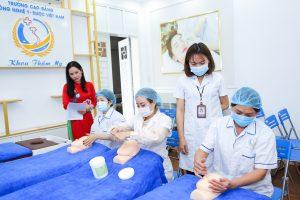 khóa học chăm sóc da spa uy tín tại hà nội