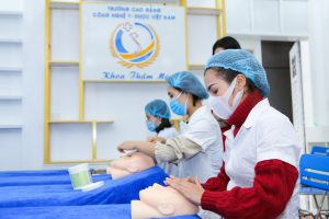 Địa chỉ học Massage Xoa bóp bấm huyệt tại Hà Nội