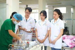 Công bố điểm chuẩn cao đẳng điều dưỡng năm 2021
